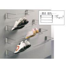 112/A Cipőtartó 830-1130mm