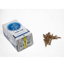 Forest Reisser facsavar 6x80mm Sárgított acél részmenetes 100db/doboz 10007111610