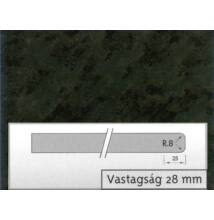 MUNKALAP CHT 1027 TF NERO AFRICA 4200x600x28mm