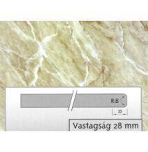 MUNKALAP FAB 3170 GL SALOME BEIGE 4200x600x28mm