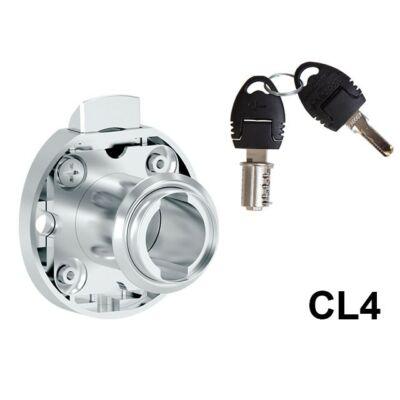 Forest 735-CL4 Rugósnyelvű fiókzár jobbos 34,5mm 10003230610