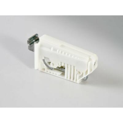 Forest 806-os függesztő vasalat jobbos fehér 10009600280